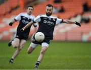 17 November 2019; Conor Laverty of Kilcoo during the AIB Ulster GAA Football Senior Club Championship semi-final match between Kilcoo and Derrygonnelly at the Athletic Grounds in Armagh. Photo by Oliver McVeigh/Sportsfile