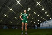 28 November 2019; (EDITOR'S NOTE: This image was created using a starburst filter) Eve Higgins pictured during a Ireland Rugby Sevens Media Opportunity at IRFU High Performance Centre, National Sports Campus in Abbottstown, Dublin. Photo by Harry Murphy/Sportsfile