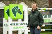 28 November 2019; Kate Dwyer from the Senior Dressage Team at the HSI Rebrand Launch and Medal Reception 2019 at Killashee House Hotel in Naas, Co Kildare. Photo by Matt Browne/Sportsfile