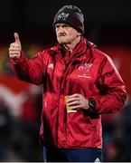 29 November 2019; Munster forwards coach Graham Rowntree before the Guinness PRO14 Round 7 match between Munster and Edinburgh at Irish Independent Park in Cork. Photo by Matt Browne/Sportsfile