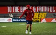 29 November 2019; Conor Oliver of Munster before the Guinness PRO14 Round 7 match between Munster and Edinburgh at Irish Independent Park in Cork. Photo by Matt Browne/Sportsfile
