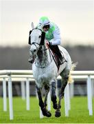 30 November 2019; Avenir D'Une Vie, with Jack Kennedy up, on their way to winning the EasyFix Handicap Steeplechase on Day One of the Fairyhouse Winter Festival at Fairyhouse Racecourse in Ratoath, Meath. Photo by Seb Daly/Sportsfile