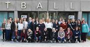 30 November 2019; Attendees during the Women in Football - Emerging Leaders Programme at the FAI Headquarters in Abbotstown, Dublin. Photo by Stephen McCarthy/Sportsfile
