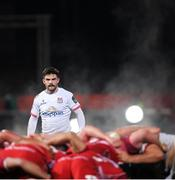 29 November 2019; Bill Johnston of Ulster during the Guinness PRO14 Round 7 match between Ulster and Scarlets at the Kingspan Stadium in Belfast. Photo by Ramsey Cardy/Sportsfile