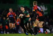 30 November 2019; Caolin Blade of Connacht is tackled by Yaw Penxe of Southern Kings during the Guinness PRO14 Round 7 match between Connacht and Isuzu Southern Kings at The Sportsground in Galway. Photo by Eóin Noonan/Sportsfile