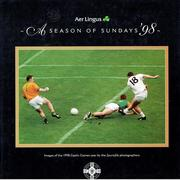 Now in its second year of publication, A Season of Sundays 1998 embraces the very heart and soul of Ireland's national games as captured by the award winning team of photographers at Sportsfile. It is a treasured record of the 1998 GAA season to be savoured and enjoyed by players, spectators and enthusiasts everywhere.