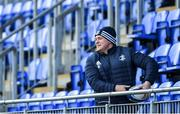 2 December 2019; Tadhg Furlong during Leinster Rugby squad training at Energia Park in Donnybrook, Dublin. Photo by Ramsey Cardy/Sportsfile
