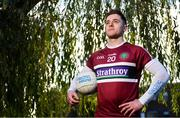 4 December 2019; Liam Rafferty of St Mary's poses for a portrait during the Electric Ireland Higher Education GAA Championships Launch and Draw at DCU, Dublin. Photo by Sam Barnes/Sportsfile