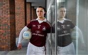 4 December 2019; Kieran Molloy of NUIG poses for a portrait during the Electric Ireland Higher Education GAA Championships Launch and Draw at DCU, Dublin. Photo by Sam Barnes/Sportsfile
