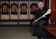 5 December 2019; Nine times All-Ireland hurling medal winner for Kilkenny Noel Skehan poses for a portrait at the official announcement of UPMC's ten-year naming right partnership with Kilkenny GAA that sees the home of Kilkenny GAA renamed UPMC Nowlan Park. This announcement complements UPMC's association with the GAA / GPA as official healthcare partner to Gaelic players, the established National Concussion Symposium and the UPMC Concussion Network, the first nationwide network established for concussion diagnosis and care. UPMC is the main sponsor of the Waterford IT Vikings GAA Club and headline sponsor of the 2020 UPMC Ashbourne Cup Weekend. Photo by Sam Barnes/Sportsfile