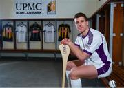 5 December 2019; Kilkenny hurler Eoin Murphy poses for a portrait at the official announcement of UPMC's ten-year naming right partnership with Kilkenny GAA that sees the home of Kilkenny GAA renamed UPMC Nowlan Park. This announcement complements UPMC's association with the GAA / GPA as official healthcare partner to Gaelic players, the established National Concussion Symposium and the UPMC Concussion Network, the first nationwide network established for concussion diagnosis and care. UPMC is the main sponsor of the Waterford United IT Vikings GAA Club and headline sponsor of the 2020 UPMC Ashbourne Cup Weekend. Photo by Sam Barnes/Sportsfile