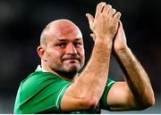 19 October 2019; Rory Best of Ireland following the 2019 Rugby World Cup Quarter-Final match between New Zealand and Ireland at the Tokyo Stadium in Chofu, Japan. Photo by Ramsey Cardy/Sportsfile