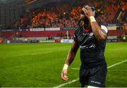 7 December 2019; Joel Kpoku of Saracens after the Heineken Champions Cup Pool 4 Round 3 match between Munster and Saracens at Thomond Park in Limerick. Photo by Diarmuid Greene/Sportsfile