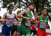 8 December 2019; Shay McEvoy of Ireland competing in the U20 Men's event during the European Cross Country Championships 2019 at Bela Vista Park in Lisbon, Portugal. Photo by Sam Barnes/Sportsfile