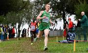 8 December 2019; Sean Tobin of Ireland competing in the Senior Men's event competing during the European Cross Country Championships 2019 at Bela Vista Park in Lisbon, Portugal. Photo by Sam Barnes/Sportsfile