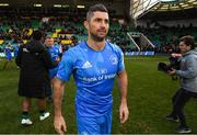 7 December 2019; Rob Kearney of Leinster following the Heineken Champions Cup Pool 1 Round 3 match between Northampton Saints and Leinster at Franklins Gardens in Northampton, England. Photo by Ramsey Cardy/Sportsfile