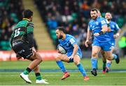 7 December 2019; Jamison Gibson-Park of Leinster during the Heineken Champions Cup Pool 1 Round 3 match between Northampton Saints and Leinster at Franklins Gardens in Northampton, England. Photo by Ramsey Cardy/Sportsfile
