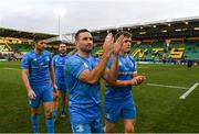 7 December 2019; Dave Kearney of Leinster following the Heineken Champions Cup Pool 1 Round 3 match between Northampton Saints and Leinster at Franklins Gardens in Northampton, England. Photo by Ramsey Cardy/Sportsfile