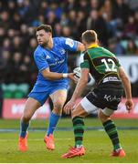 7 December 2019; Robbie Henshaw of Leinster during the Heineken Champions Cup Pool 1 Round 3 match between Northampton Saints and Leinster at Franklins Gardens in Northampton, England. Photo by Ramsey Cardy/Sportsfile