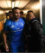 7 December 2019; Dave Kearney of Leinster ahead of the Heineken Champions Cup Pool 1 Round 3 match between Northampton Saints and Leinster at Franklins Gardens in Northampton, England. Photo by Ramsey Cardy/Sportsfile