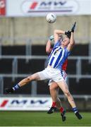 8 December 2019; Brian Bobbett of Ballyboden St Endas in action against Ross Dunphy of Éire Óg during the AIB Leinster GAA Football Senior Club Championship Final between Eire Óg Carlow and Ballyboden St. Enda's GAA at MW Hire O'Moore Park in Portlaoise, Co. Laois. Photo by David Fitzgerald/Sportsfile
