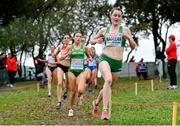 8 December 2019; Ciara Mageean of Ireland competing in the Senior Women's event during the European Cross Country Championships 2019 at Bela Vista Park in Lisbon, Portugal. Photo by Sam Barnes/Sportsfile