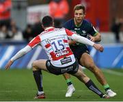 8 December 2019; Kyle Godwin of Connacht during the Heineken Champions Cup Pool 5 Round 3 match between Gloucester and Connacht at Kingsholm Stadium in Gloucester, England. Photo by Ramsey Cardy/Sportsfile