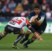 8 December 2019; Jarrad Butler of Connacht during the Heineken Champions Cup Pool 5 Round 3 match between Gloucester and Connacht at Kingsholm Stadium in Gloucester, England. Photo by Ramsey Cardy/Sportsfile