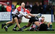 8 December 2019; Joe Simpson of Gloucester during the Heineken Champions Cup Pool 5 Round 3 match between Gloucester and Connacht at Kingsholm Stadium in Gloucester, England. Photo by Ramsey Cardy/Sportsfile