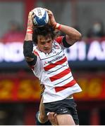 8 December 2019; Franco Mostert of Gloucester during the Heineken Champions Cup Pool 5 Round 3 match between Gloucester and Connacht at Kingsholm Stadium in Gloucester, England. Photo by Ramsey Cardy/Sportsfile