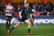 8 December 2019; Jack Carty of Connacht during the Heineken Champions Cup Pool 5 Round 3 match between Gloucester and Connacht at Kingsholm Stadium in Gloucester, England. Photo by Ramsey Cardy/Sportsfile