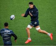 9 December 2019; Max Deegan during Leinster Rugby squad training at Energia Park in Donnybrook, Dublin. Photo by Ramsey Cardy/Sportsfile