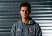 9 December 2019; Billy Burns during an Ulster Rugby press conference at Kingspan Stadium in Belfast. Photo by Oliver McVeigh/Sportsfile