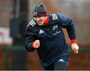 10 December 2019; Chris Farrell during a Munster Rugby Training at University of Limerick in Limerick. Photo by Matt Browne/Sportsfile