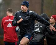 10 December 2019; Niall Scannell during a Munster Rugby Training at University of Limerick in Limerick. Photo by Matt Browne/Sportsfile