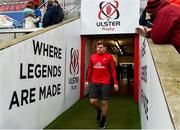 7 December 2019; Jordi Murphy of Ulster before the Heineken Champions Cup Pool 3 Round 3 match between Ulster and Harlequins at Kingspan Stadium in Belfast. Photo by Oliver McVeigh/Sportsfile