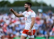 4 August 2019; Kyle Coney of Tyrone during the GAA Football All-Ireland Senior Championship Quarter-Final Group 2 Phase 3 match between Tyrone and Dublin at Healy Park in Omagh, Tyrone. Photo by Oliver McVeigh/Sportsfile