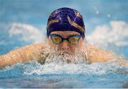 13 December 2019; Mona McSharry of Marlins Swimming Club competes in the heats of the Women's 100m Breaststroke event during Day Two of the Irish Short Course Swimming Championships at the National Aquatic Centre in Abbotstown, Dublin. Photo by Harry Murphy/Sportsfile