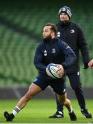 13 December 2019; Jamison Gibson-Park during the Leinster Rugby captain's run at the Aviva Stadium in Dublin. Photo by Ramsey Cardy/Sportsfile