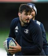 13 December 2019; Max Deegan during the Leinster Rugby captain's run at the Aviva Stadium in Dublin. Photo by Ramsey Cardy/Sportsfile