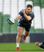 13 December 2019; Luke McGrath during the Leinster Rugby captain's run at the Aviva Stadium in Dublin. Photo by Ramsey Cardy/Sportsfile