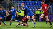 13 December 2019; Tommy O'Brien of Leinster A is tackled by Alex McHenry of Munster A during the Interprovincial match between Leinster A and Munster A at Energia Park in Donnybrook, Dublin. Photo by Matt Browne/Sportsfile