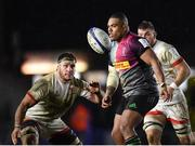 13 December 2019; Kyle Sinckler of Harlequins in action against Marcell Coetzee of Ulster during the Heineken Champions Cup Pool 3 Round 4 match between Harlequins and Ulster at Twickenham Stoop in London, England. Photo by Seb Daly/Sportsfile