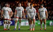 13 December 2019; Ulster players, from left, Marcell Coetzee, Jordi Murphy, Kieran Treadwell, Iain Henderson, Billy Burns and Eric O'Sullivan during the Heineken Champions Cup Pool 3 Round 4 match between Harlequins and Ulster at Twickenham Stoop in London, England. Photo by Seb Daly/Sportsfile