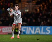 13 December 2019; Billy Burns of Ulster during the Heineken Champions Cup Pool 3 Round 4 match between Harlequins and Ulster at Twickenham Stoop in London, England. Photo by Seb Daly/Sportsfile