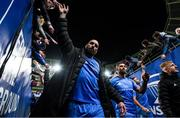 14 December 2019; Scott Fardy of Leinster following the Heineken Champions Cup Pool 1 Round 4 match between Leinster and Northampton Saints at the Aviva Stadium in Dublin. Photo by Stephen McCarthy/Sportsfile