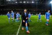 14 December 2019; Robbie Henshaw of Leinster following the Heineken Champions Cup Pool 1 Round 4 match between Leinster and Northampton Saints at the Aviva Stadium in Dublin. Photo by Ramsey Cardy/Sportsfile