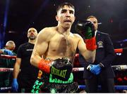 14 December 2019; Michael Conlan ahead of his featherweight bout against Vladimir Nikitin at Madison Square Garden in New York, USA. Photo by Mikey Williams/Top Rank/Sportsfile