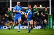 14 December 2019; Dave Kearney of Leinster during the Heineken Champions Cup Pool 1 Round 4 match between Leinster and Northampton Saints at the Aviva Stadium in Dublin. Photo by Stephen McCarthy/Sportsfile