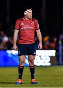 14 December 2019; Niall Scannell of Munster during the Heineken Champions Cup Pool 4 Round 4 match between Saracens and Munster at Allianz Park in Barnet, England. Photo by Seb Daly/Sportsfile